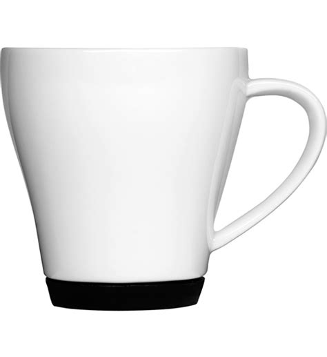 coffee cup rubber st white rubber bottom coffee mug in coffee mugs