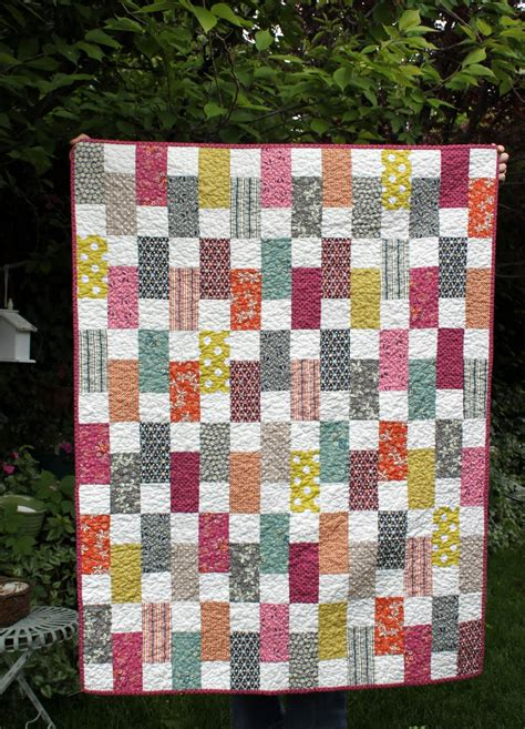 Patchwork Patterns For Beginners - valley bricks quilt diary of a quilter a quilt