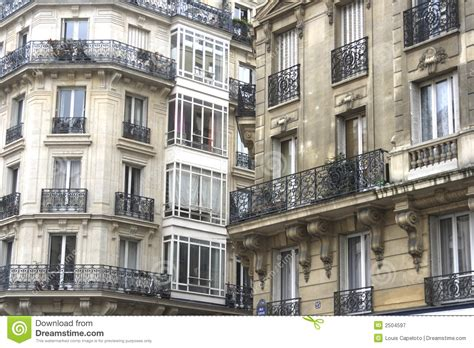 french appartments elegant french apartments royalty free stock photography image 2504597