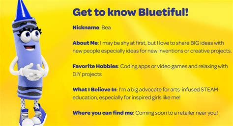 new color crayola s new color is bluetiful here s why they blue it