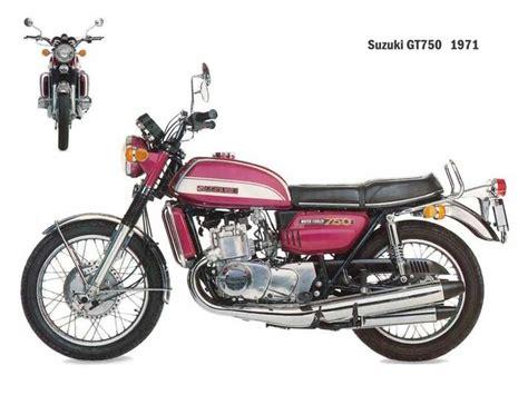 J Suzuki Suzuki Gt 750 J Photos And Comments Www Picautos