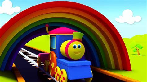 videos cortos de manoseos en el tren bob el tren en un paseo de colores bob the train on a
