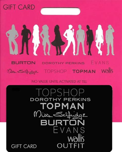 Uk Gift Card - thegiftcardcentre co uk topshop gift card