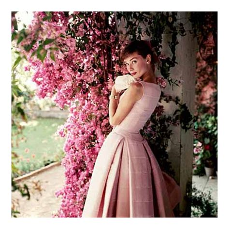 for with hepburn and givenchy books hepburn givenchy 1955 pink dress 1 fabrickated