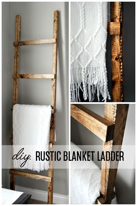 Decorative Ladder For Blankets by 17 Best Ideas About Rustic Ladder On Ladders