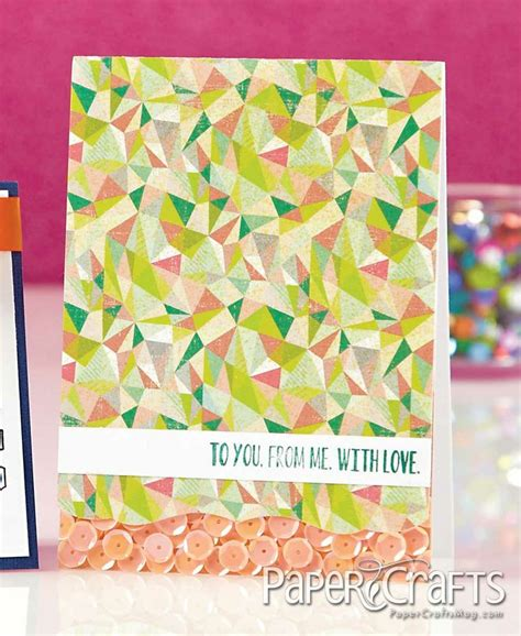 Paper Crafts Magazine - 17 best images about cards on handmade
