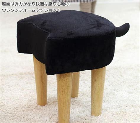 Cat Black Stool by Day Shop Rakuten Global Market Animal Stool
