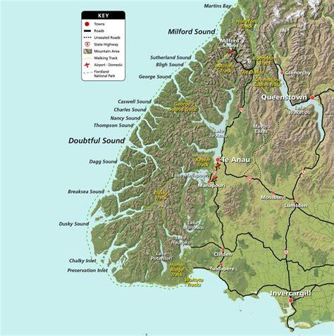 Fiordland National Park. New Zealand Travel To Eat