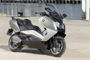 Resume Accent by Bmw Scooter C 650 Gt