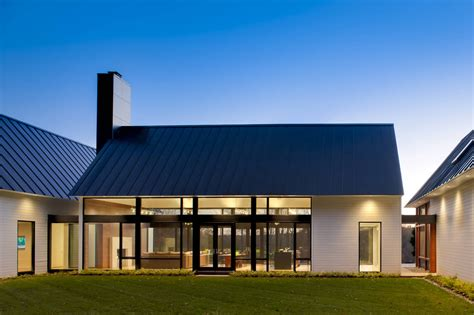Shed Style Architecture by Modern House In Virginia Countryside Idesignarch