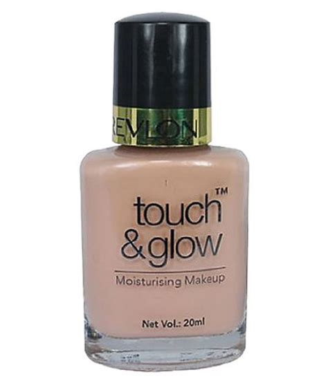 Bedak Revlon Touch N Glow revlon touch and glow moisturising foundation golden mist beige spf 1 20 ml buy revlon
