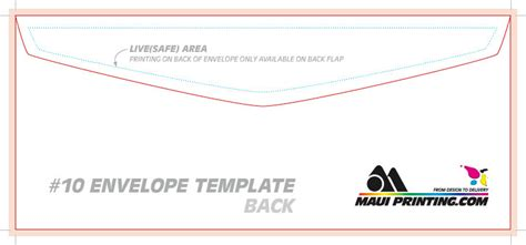 no 10 envelope template no 10 envelope template image collections template