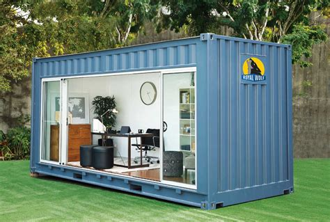 Outside Playhouse Plans by Royal Wolf Outdoor Room Shipping Container Homes