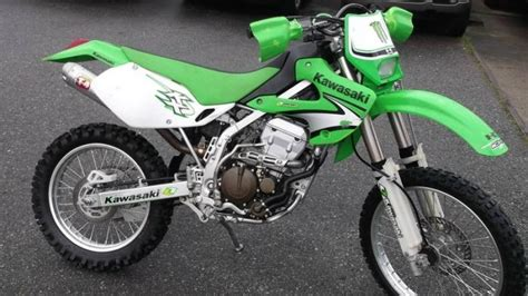 kawasaki motocross bikes for sale kawasaki dirt bikes for sale 2007 kawasaki klx 300 4