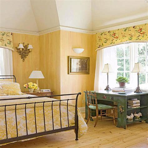 How To Decorate A Bedroom In Country Style by Country Bedroom Decor And Ideas