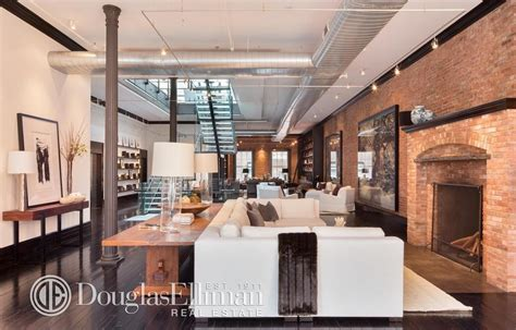loft style homes former tribeca mansion now holds spectacular triplex