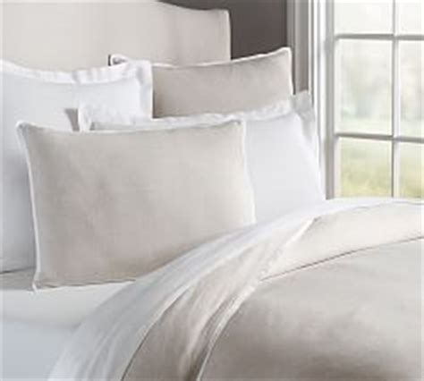 pottery barn essential sheets essential bedding set pottery barn