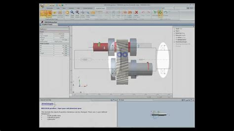 database design tutorial youtube mdesign gearbox 2012 tutorial for design a spur or