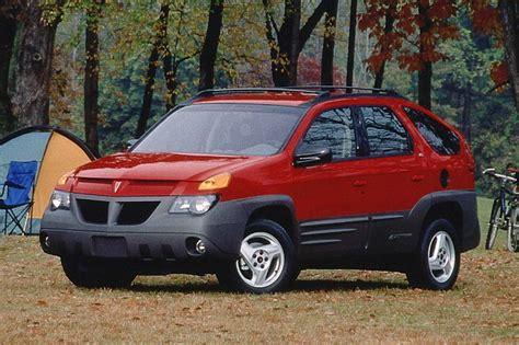 pontiac aztek recall 2001 05 pontiac aztek consumer guide auto