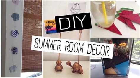 diy decora tu cuarto summer room decor