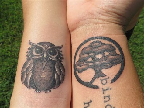 matching married couple tattoos tattoos for married couples