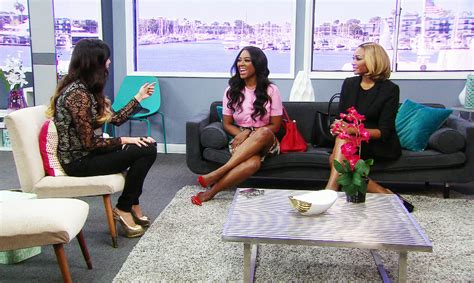 kenya moores millionaire matchmaker boo is married kenya moore discovers through social media that her