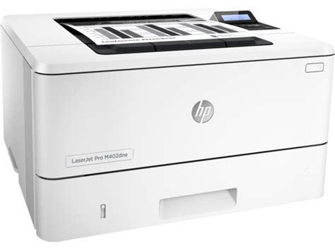 Printer Laserjet Monokrom Hp M125nw P S C Lan Wf hp laserjet pro m402dne