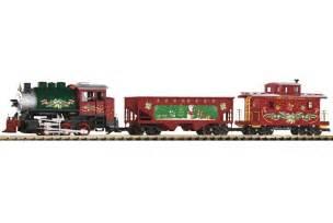christmas train set piko g scale 37105 starter at topslots
