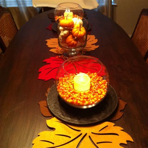 Fall Dining Room Table Centerpieces by 1000 Ideas About Fall Dining Table On Fall