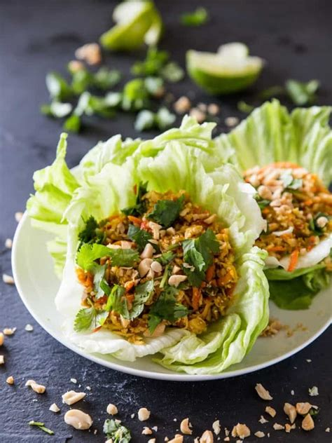 Cauliflower Rice Detox Salad by 15 Cauliflower Rice Recipes Vegan Ifoodreal Healthy