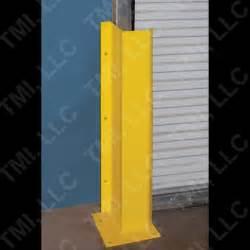 Garage Door Guard Overhead Door Track Guards Industrial Dock Supplies