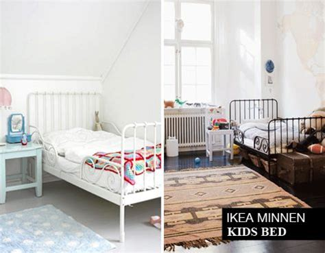 ikea minnen bed ikea s minnen kids bed camerette pinterest