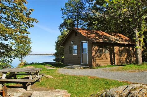 State Park Rentals Wellesley Island Rental Cabin Ny State Park This Is One