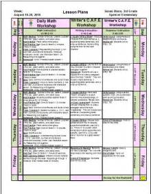 block schedule lesson plan template family daily schedule template my wallpaper