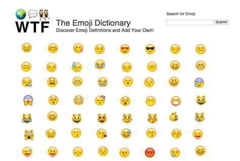 emoji definitions emoji foundation emoji dictionary niki selken