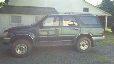 toyota fogelsville pa purchase used 1994 toyota 4runner sr5 sport utility 4 door