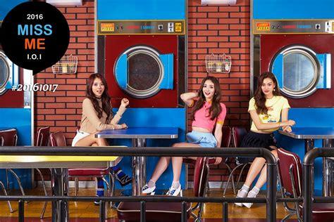 Cd I O I 2nd Mini Album Miss Me teaser i o i for 2nd mini album quot miss me quot kpopmap