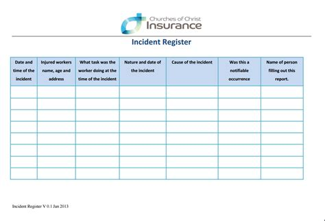 Insurance Summary Template Images   Templates Design Ideas