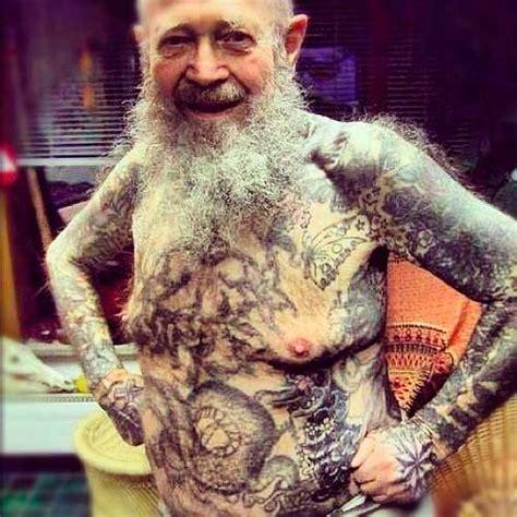 15 abuelos que te recordar 225 n que los tatuajes son para