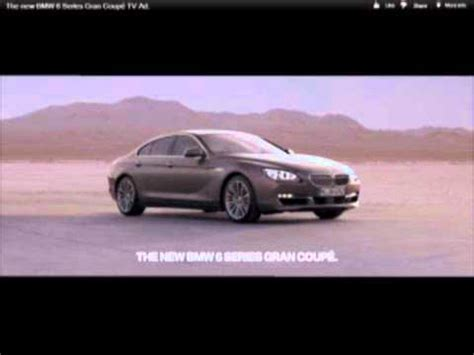 Bmw Commercial Song by Bmw 6 Commercial Song 2012