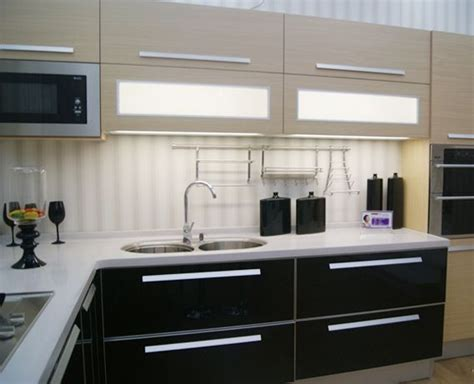 Black Kitchen Cabinets For Sale Black Modern Kitchen Cabinets Sale In Kitchen Cabinets From Home Improvement On Aliexpress