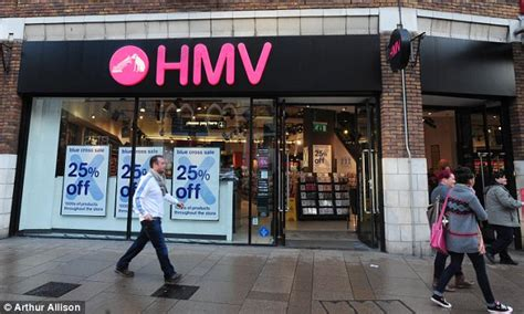 Where Can I Buy Hmv Gift Cards - lifeline thrown to hmv as rescue specialist hilco buys collapsed retailer s debt