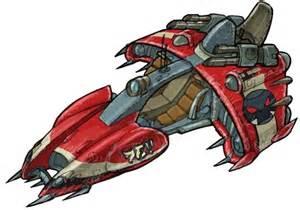 image hellcat cruiser concept art png jak and daxter