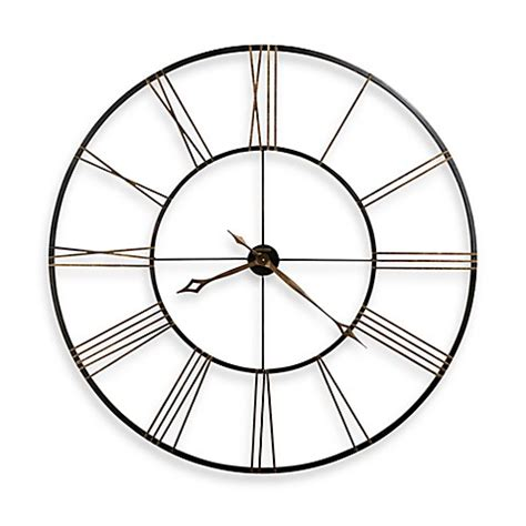 bed bath beyond clocks buy howard miller postema gallery wall clock from bed bath beyond