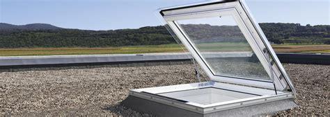 claraboyas velux flachdachfenster lichtkuppel velux licht und