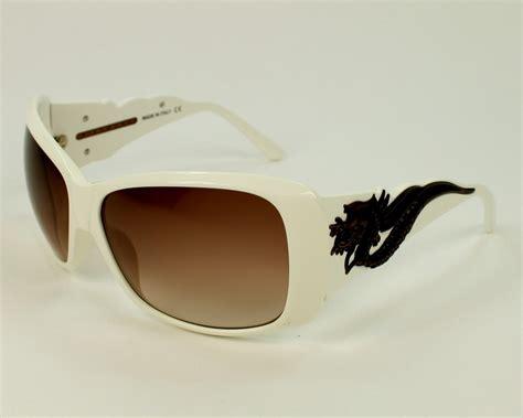 os x visio viewer lunettes de soleil richmond jr674 03 blanc avec des