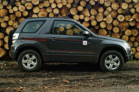 Suzuki Grand Vitara 3d Suzuki Grand Vitara 3d 1 6 Vvt Comfort Więcej Niż