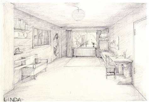 grundriss zeichnen kunstunterricht speyeder net - Fluchtpunkt Zimmer Zeichnen