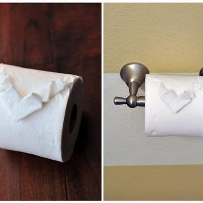 Folding Toilet Paper Fancy - 1000 images about toilet paper origami on