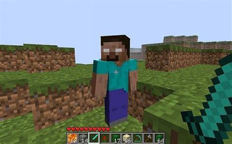 mods in minecraft wiki image minecraft herobrine mod 580x362 jpg minecraft